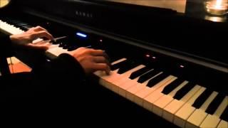 Brian Crain - The Edge of a Petal (cover)