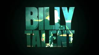 Billy Talent - Dead Silence Out Sept 11th