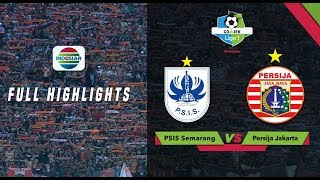 Download Video PSIS Semarang (1) vs (4) Persija Jakarta - Full Highlight | Go-Jek Liga 1 bersama Bukalapak MP3 3GP MP4