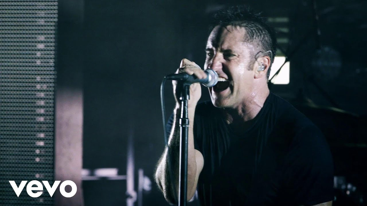 Nine Inch Nails - Tension2013, Pt. 1 (VEVO Tour Exposed) - YouTube