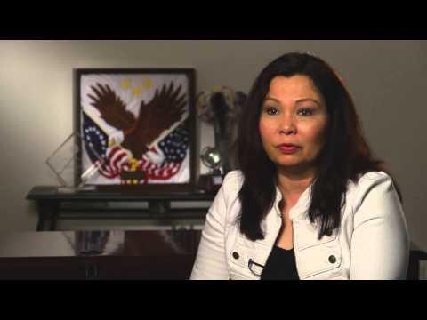 Congresswoman Tammy Duckworth Can