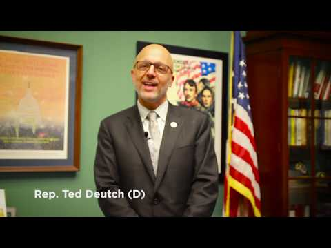 Ted Deutch - U.S-Israel partnership is based on shared values