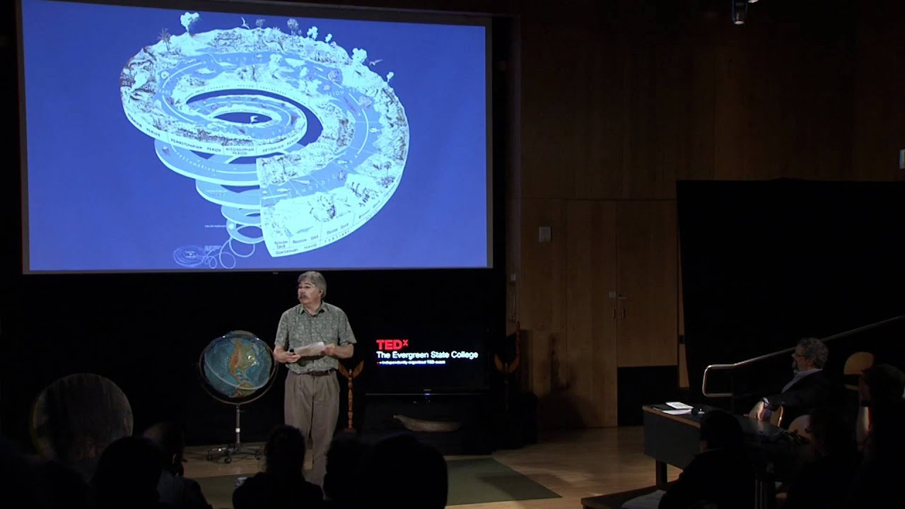 Education and climate change: Steve Verhey at TEDxTheEvergreenStateCollege