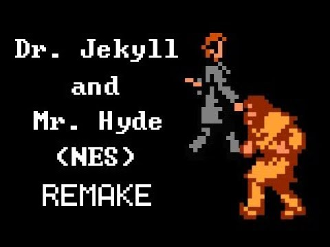 The Return Of Dr. Jekyll And Mr. Hyde (NES) | Release Trailer