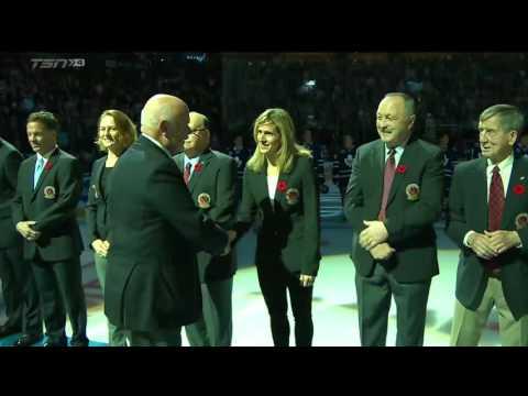 Hockey Hall Of Fame Ceremony - 11/06/15