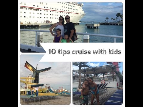 10 Tips For A Carnival Cruise With Kids - Elizabeth Medero