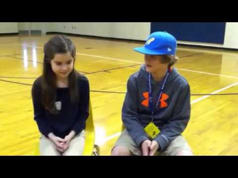 Greer Middle School's Pennies for Patients