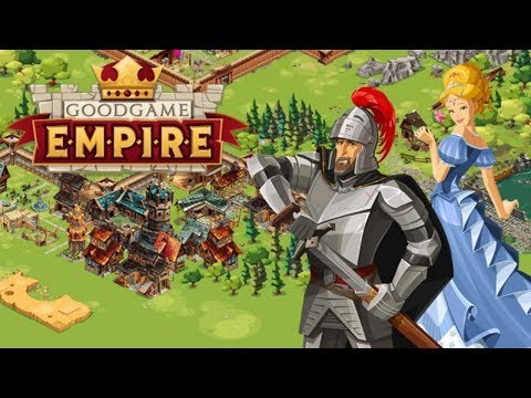 Goodgame Empire - ОБЗОР ИГРЫ И ПЕРВЫЙ ВЗГЛЯД | by Boroda Game
