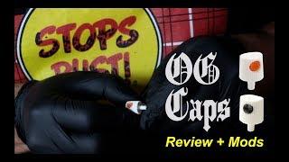 OG Rusto Fat & New York Outline - Cap Test + Mod