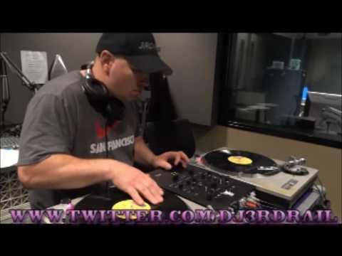 DEDICATED ALL VINYL HIP HOP MIXSHOW CHICAGO WNUR 89.3FM WITH FOUNDER VAUGHN C 7/11/16