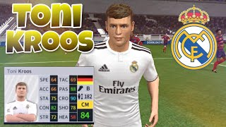 Toni Kroos ● Best Skills & Goals - Real Madrid ● Dream League Soccer 2018