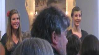 """Kristallen Den Fina"" with Aarhus Girls Choir"