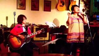2014/06/06 横浜 野毛 Sam's Barにて「Green」