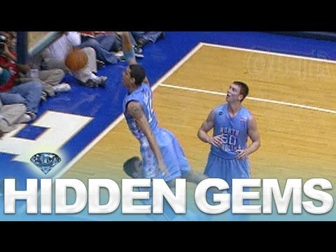 ACC Hidden Gems | Danny Green Dunk on Greg Paulus | ACCDigitalNetwork