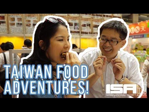 Taiwan Food Adventures!! w/ Lynn Chen - Lynn Chen Bites Ep. 1