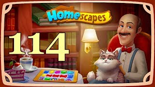 HomeScapes level 114