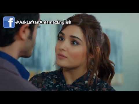 Ask Laftan Anlamaz - Episode 19- Part 11- English Subtitles
