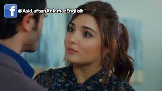Ask Laftan Anlamaz - Episode 19- Part 11- English Subtitles