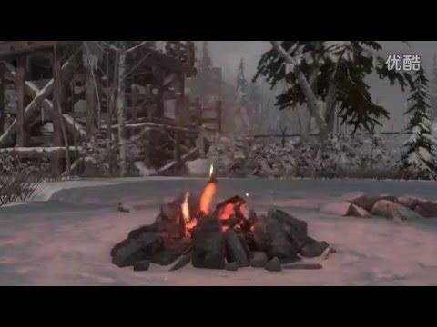 纯黑《古墓丽影/古墓奇兵:崛起》直播录像 第03期 1080P