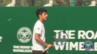 Road to Wimbledon India: Krishan's Pursuit
