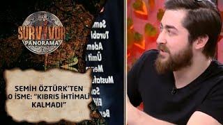 Survivor Panorama | 40. Bölüm | Semih Öztürk'ten o isme: