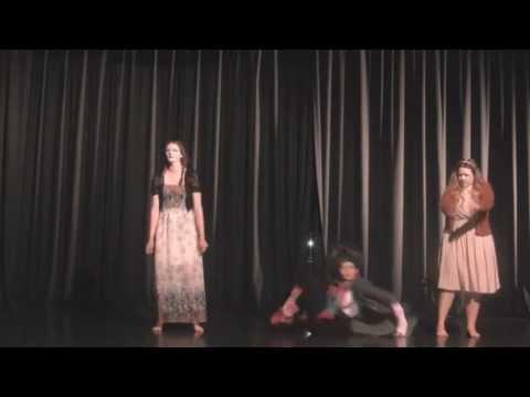 Musical Theatre - Artaud - Theatre of Cruelty