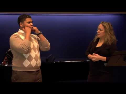 How to Sing in French: A Voice Lesson