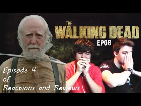 The Walking Dead: Reactions and Reviews EP4 | S04EP08 - MIDSEASON FINALE!