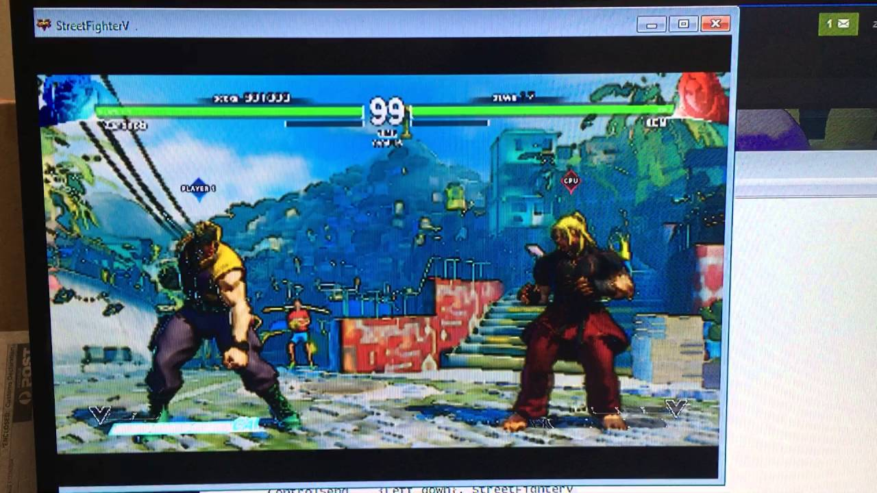 ultra street fighter 4 arcade edition v1.09 trainer