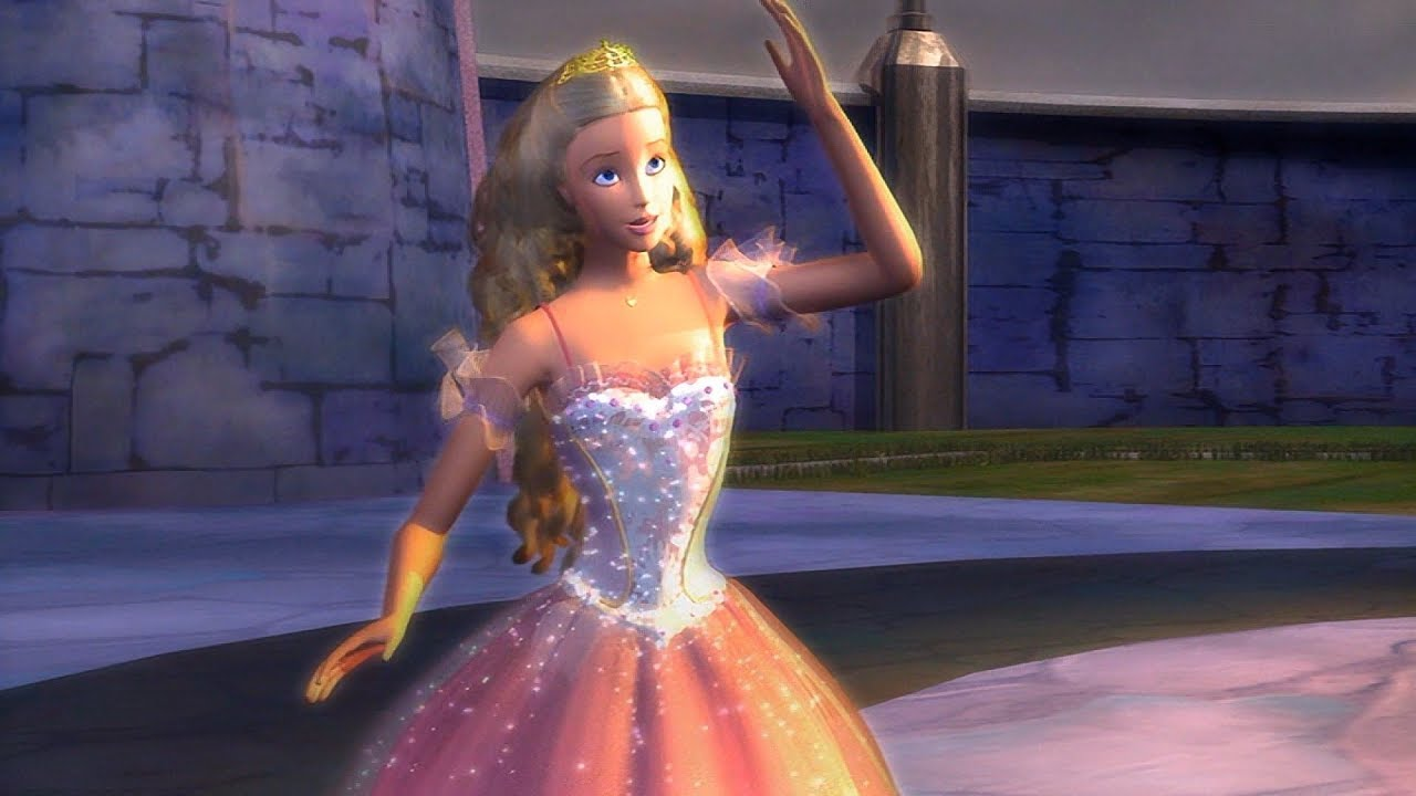 barbie in the nutcracker clara is the sugar plum