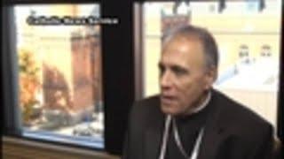 Daniel Cardinal DiNardo interview
