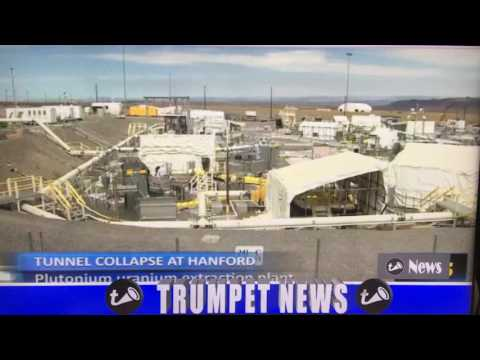 BREAKING: Hanford Washington Radio Active Release