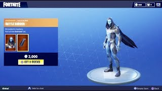 *NEW* LEGENDARY OMEN SKIN IN FORTNITE! Plus LEGENDARY Back Bling and Pickaxe!