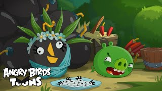 "Angry Birds Toons 2 Ep. 24 Sneak Peek - ""Bombina"""