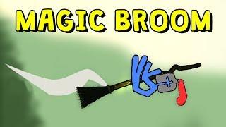 Broom & Lobby! - A Week of Game Development in Unity | Devlog  #14