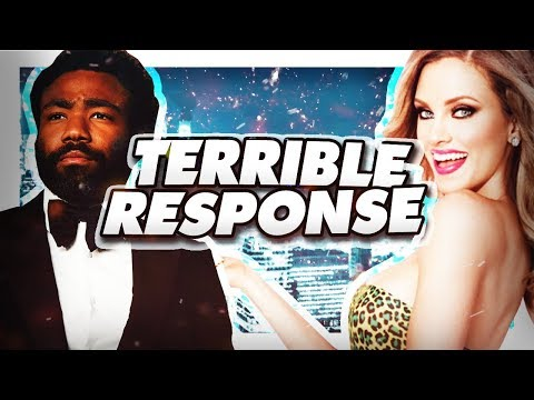 Nicole Arbour Hasn't Learned From This Is America
