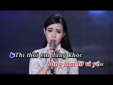 [Karaoke - Beat Gốc] Xin Trả Cho Em - Thiên Quang ft Quỳnh Trang