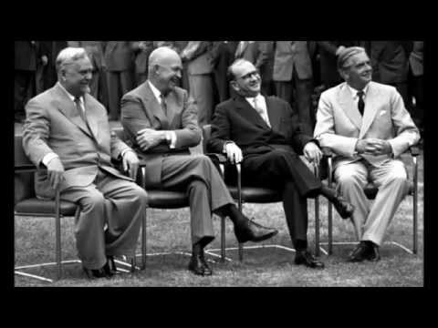 Geneva Summit of 1955