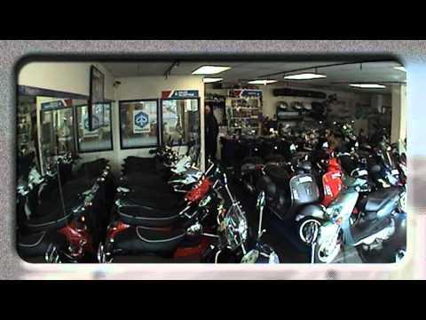 Andrew Hart Motorcycles Showroom Spring 2011