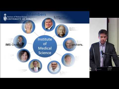 Institute of Medical Science Graduate Programs Webinar, Faculty of Medicine