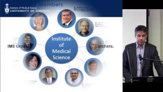 Institute of Medical Science Graduate Programs Webinar, Faculty of Medicine