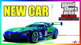 🔴 *NEW* GTA 5 ONLINE ARENA WAR DLC DRIPFEED NEW CAR/TUNABLES UPDATE COME JOIN IN