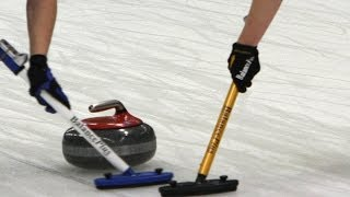 CURLING: KOR-CAN World Junior Chps 2014 - Women Draw 4