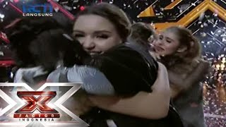 RESULT - Result & Reunion - X Factor Indonesia 2015