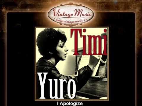 Timi Yuro -- I Apologize