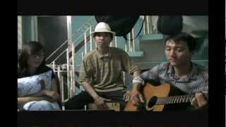clip Tình Chúa Cao vời with J.A Band (acoustic band)