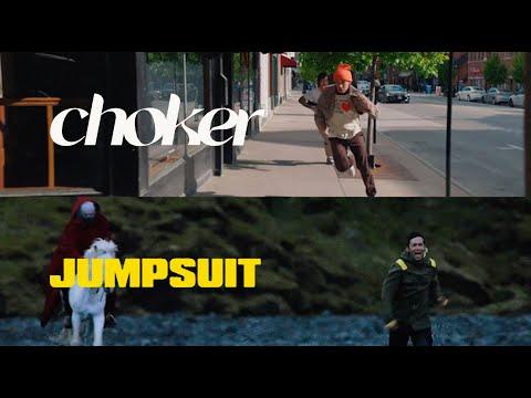 Twenty One Pilots – Choker & Jumpsuit similarities (accurate)