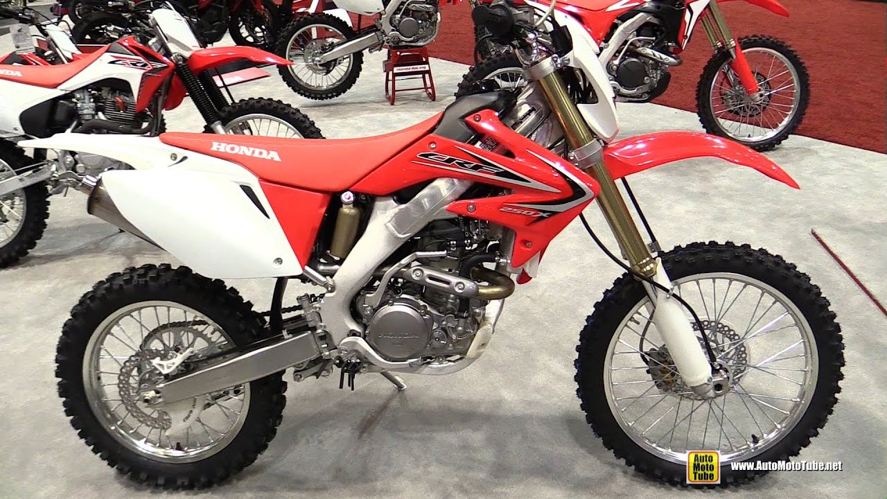 2018 honda 250x. Brilliant 250x 2017 Honda CRF250X  Walkaround 2016 AIMExpo Orlando On 2018 Honda 250x