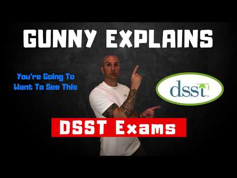 DSST Exams Overview | Quick & Easy College Credit