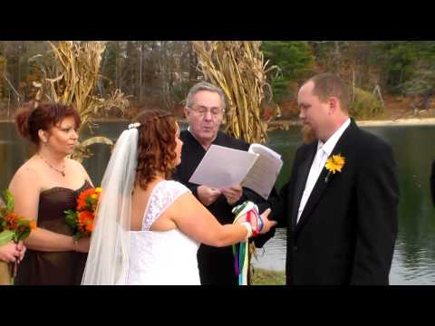 Foley Wedding Vows Handfasting Sand Ceremony